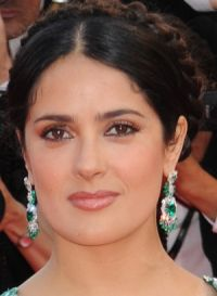 Salma Hayek (Cannes 2008)