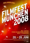 Plakat des Filmfest München 2008