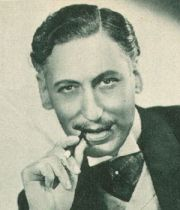 Willy Birgel in &quot;Barcarole&quot; (1934)