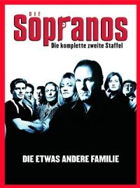 Die Sopranos - Die komplette zweite Staffel