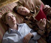 """David Kross und Kate Winslet in """"Der Vorleser"""""""