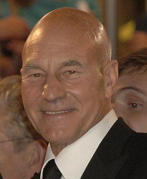 Patrick Stewart (Cannes 2006)