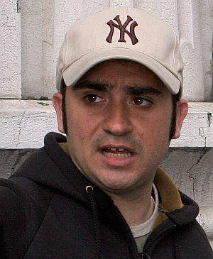 "Juan Antonio Bayona (Am SEt von ""Das Waisenhaus"")"