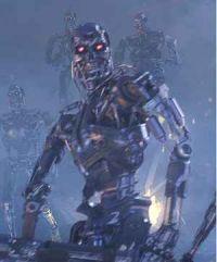 Szene aus: Terminator 3 - Rebellion der Maschinen