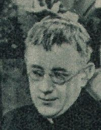 Alec Guinness als Pater Brown