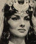 Gina Lollobrigida als Königin Saba