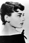 "Audrey Hepburn in ""Sabrina"" 1954"