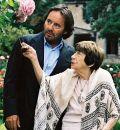 Uwe Kockisch mit Christel Peters