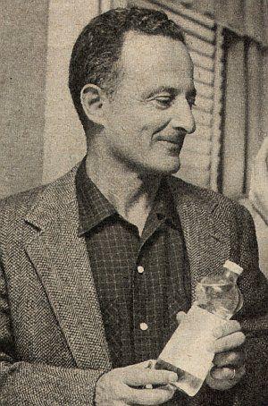 Regisseur Fred Zinnemann