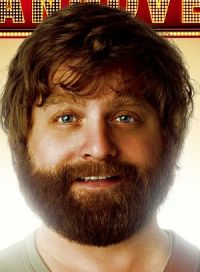 Zach Galifianakis mit 