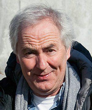 """Regisseur Peter Timm am Set von """"Liebe Mauer"""""""