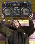 "Kevin Smith in der Satire ""Clerks 2"""