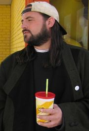 "Kevin Smith alias ""Silent Bob"" in der Satire ""Clerks 2"""