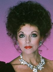 "Joan Collins in ""Der Denver-Clan"""