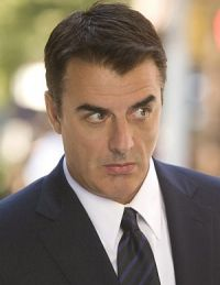 "Chris Noth in ""Sex And The City: The Movie"""