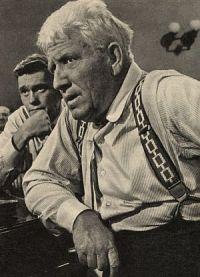 Spencer Tracy als Verteidiger