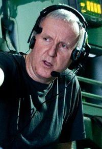 """James Cameron am Set von """"Avatar"""""""