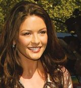 Catherine Zeta-Jones in Venedig