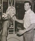 """Doris Day und John Gavin in """"Mitternachtsspitzen"""""""