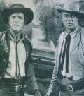 Freunde und Feinde: Erin (Burt Lancaster) und Trane (Gary Cooper)