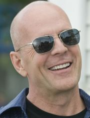 Die Coolness in Person: Bruce Willis