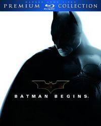 Batman Begins - Premium Blu-ray Collection
