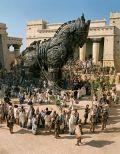 Hauptdarsteller der griechischen Sage: das Trojanische Pferd