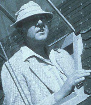 "Jacques Tati in ""Die Ferien des Monsieur Hulot"""