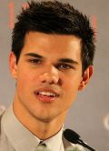 Taylor Lautner bei der Pressekonferenz zu &quot;Eclipse - Biss zum Abendrot&quot; in im Juni 2010 in Berlin