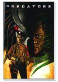 Das Predators-Softcover-Comicbook zum Film