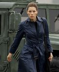 """Jessica Biel mag toughe Rollen wie in """"A-Team"""""""