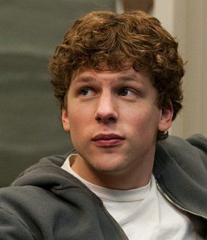 """Jesse Eisenberg in """"The Social Network"""""""