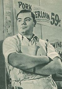 Ernest Borgnine in 