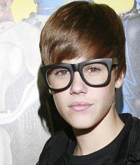 Justin Bieber auf der