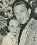 Françoise Arnoul und Roberto Risso