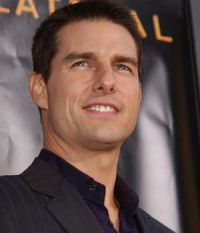 Tom Cruise auf der Collateral-Premiere