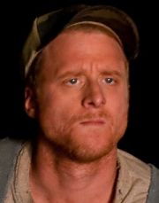 Alan Tudyk in &quot;Tucker &amp; Dale vs Evil&quot;