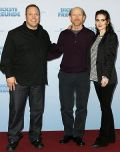 Kevin James, Ron Howard und Winona Ryder in Berlin