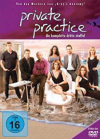 Private Practice - die komplette 3. Staffel