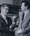 """Burt Lancaster und Tony Curtis in """"Dein Schicksal in meiner Hand"""""""