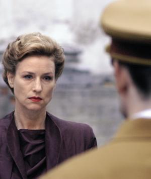 Die Goebbels am Ende ihres Weges: Corinna Harfouch und Ulrich Matthes