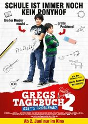 Gregs Tagebuch 2: Gibt's Probleme?