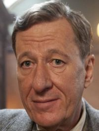 "Geoffrey Rush in ""The King's Speech"""