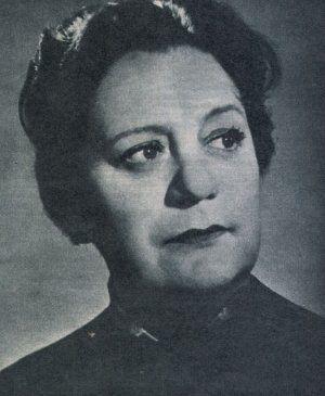 Eva Fiebig, Darstellerin und Schauspiellehrerin
