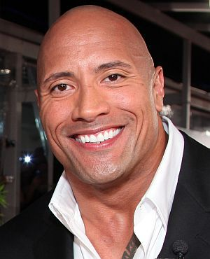 "Dwayne Johnson auf der ""Fast & Furious Five""-Premiere"