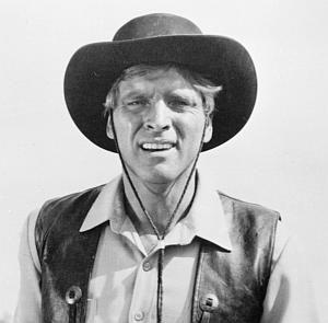 """Burt Lancaster in """"Vera Cruz"""""""
