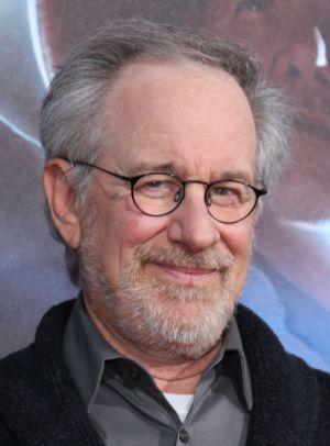 Steven Spielberg auf der Premiere von