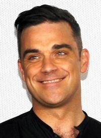 Robbie Williams auf der deutschen Cars 2 Premiere 2011