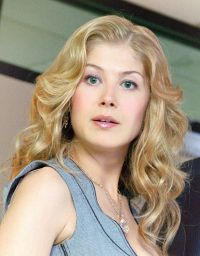 Rosamund Pike in