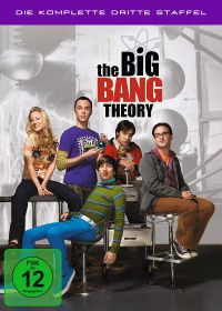 The Big Bang Theory - Die komplette dritte Staffel